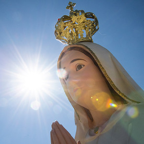 First Saturdays in honor of Our Lady of Fatima  - 7/27/2021
