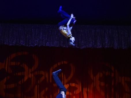 Международный фестиваль детского и молодежного циркового искусства, г. Екатеринбург