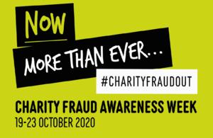 Charity Fraud Awareness Week 2020