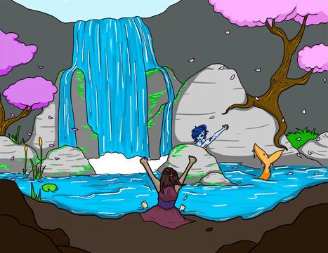 Welcome to Mermaid Fall