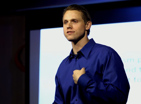 Vi tager mere end vi giver! - TED-talk med Ian Breckenridge Jackson