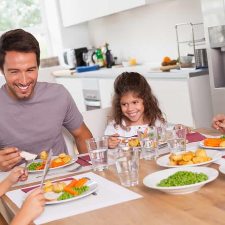 Como promover hábitos alimentares saudáveis nas crianças