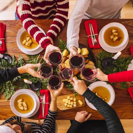 13 dicas para não engordar durante as festas