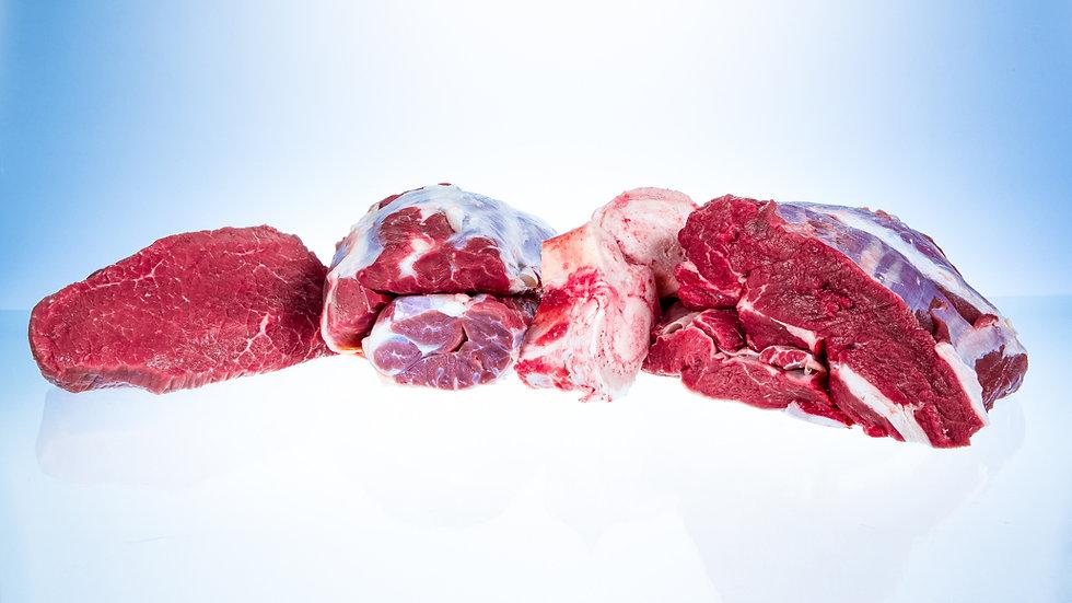 Mischpaket vom Limousin-Rind