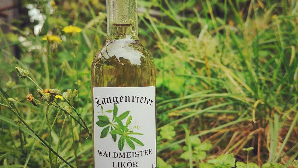 Waldmeister - Likör