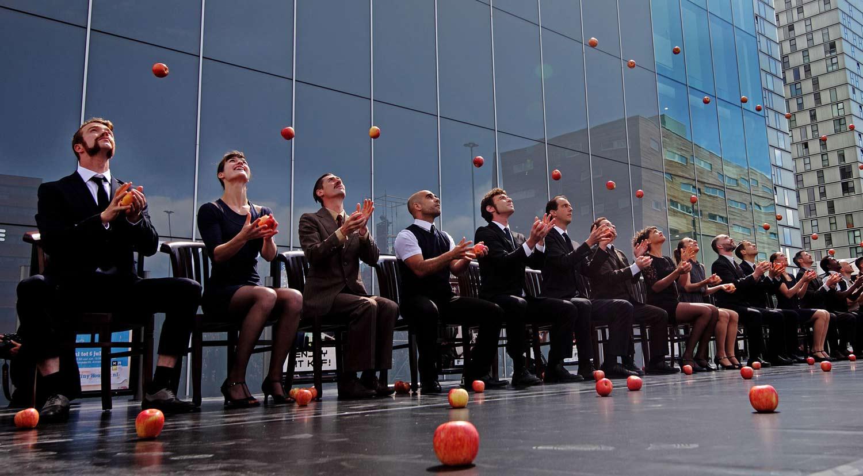 Gandini Juggling 9