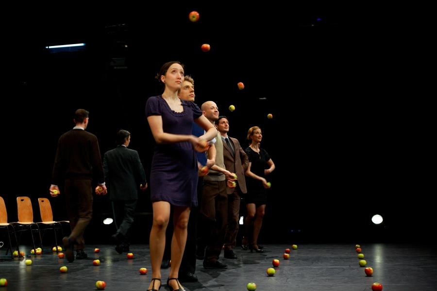 Gandini Juggling 13