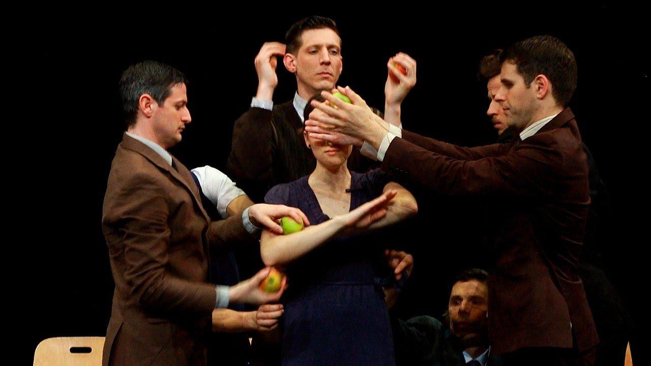 Gandini Juggling 12
