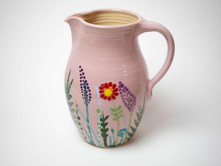 Krug - Wildwuchs (rosa)