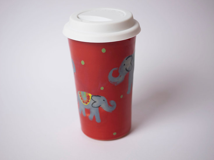 Coffee To Go - Elefant