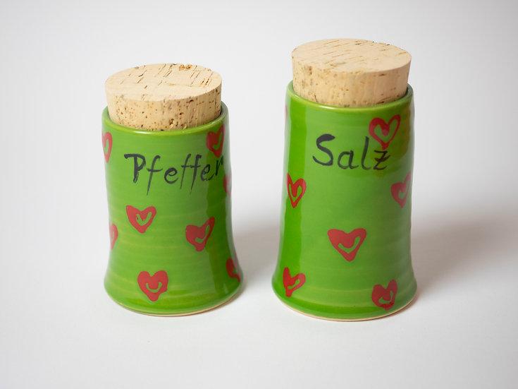 Gewürz-Set, Salz & Pfeffer