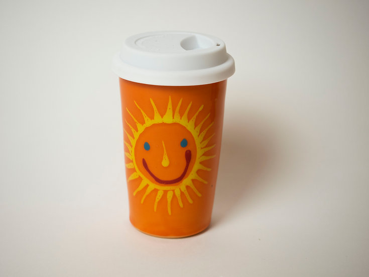 Coffee to go - Sonne