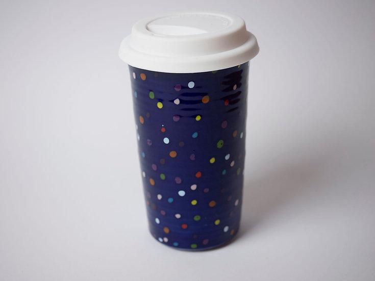 Coffee To Go - dunkelblau