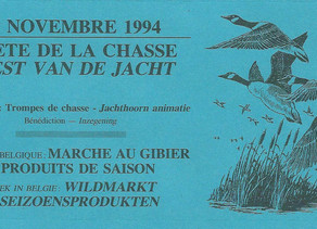 32 ans de Fête de la chasse !