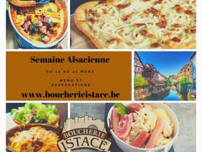 Semaine Alsacienne