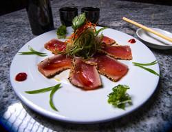 Tuna Tataki