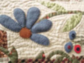 Flower Pattern Quilt