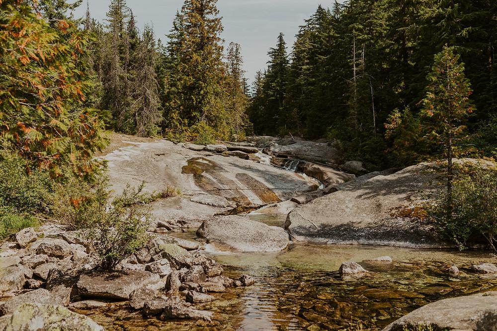 north idaho priest lake rockslides lionhead