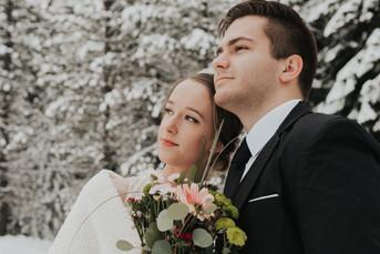 Snowy Winter Bridals