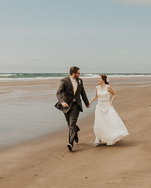 oregon coast beach bridals, adventure elopement in oregon, karlie larson photography