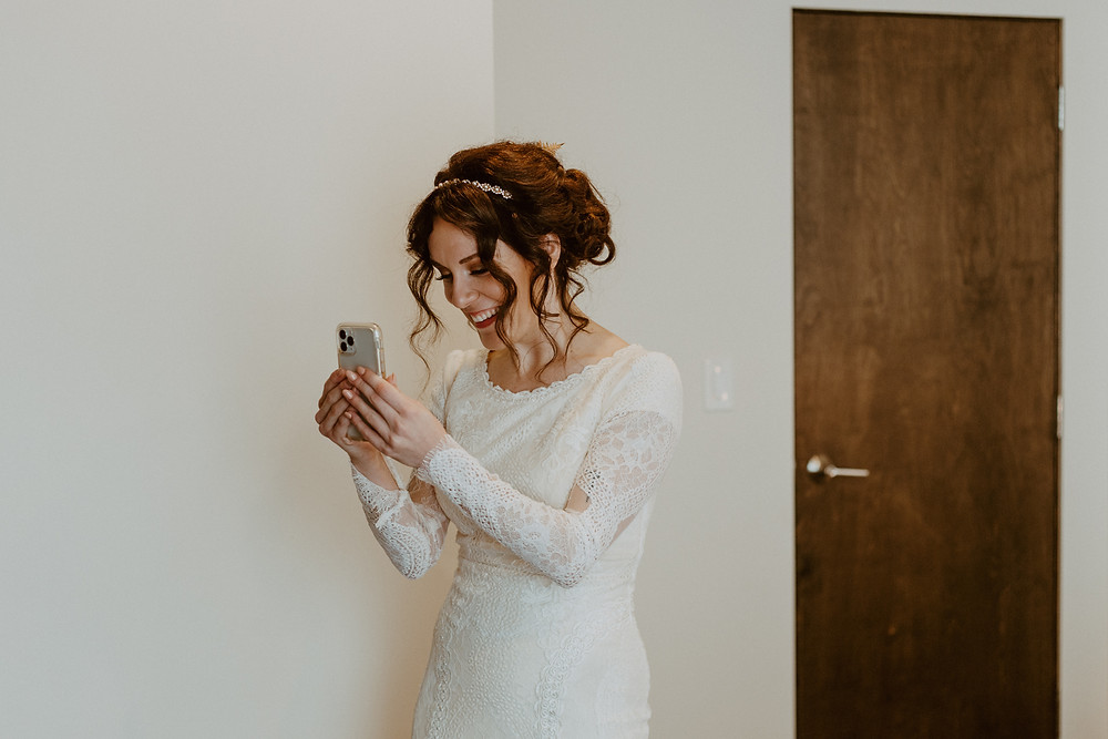 Spokane Elopement Photography