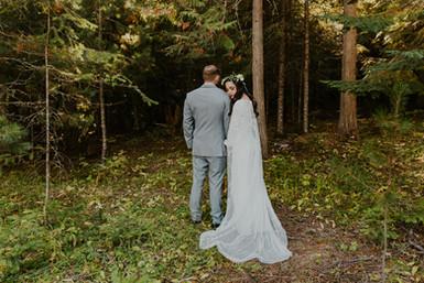 Fairytale Forest Bridals   Lauren & Hunter