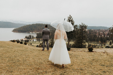 What If It Rains On Our Elopement Day?