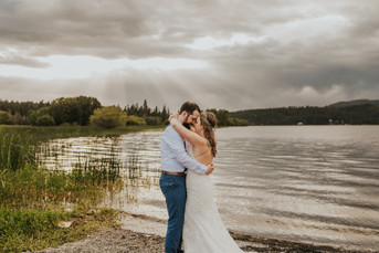 Stormy Hauser Lake Bridals
