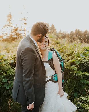 how to start planning an elopement oregon coast elopement photography