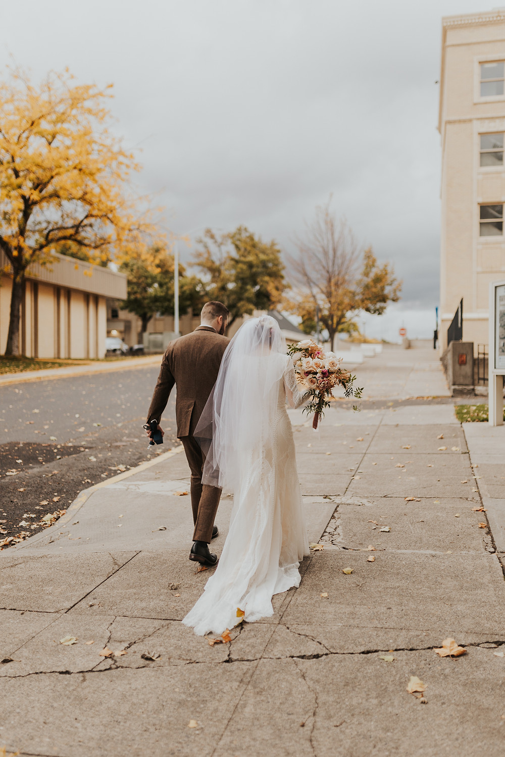 Spokane Washington Elopement Photography Bridal Photos