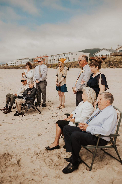 beach bridals on the oregon coast
