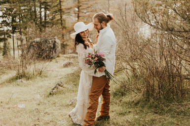"""Ways To Include Family During A """"Just Us"""" Elopement"""