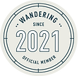 Wandering Since 2021.png