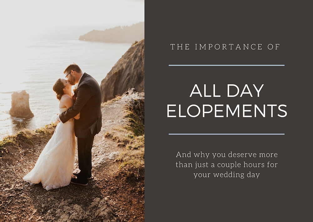 the importance of all day elopements