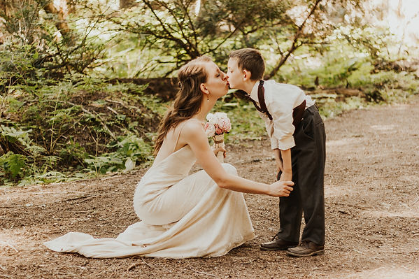 include family in elopements