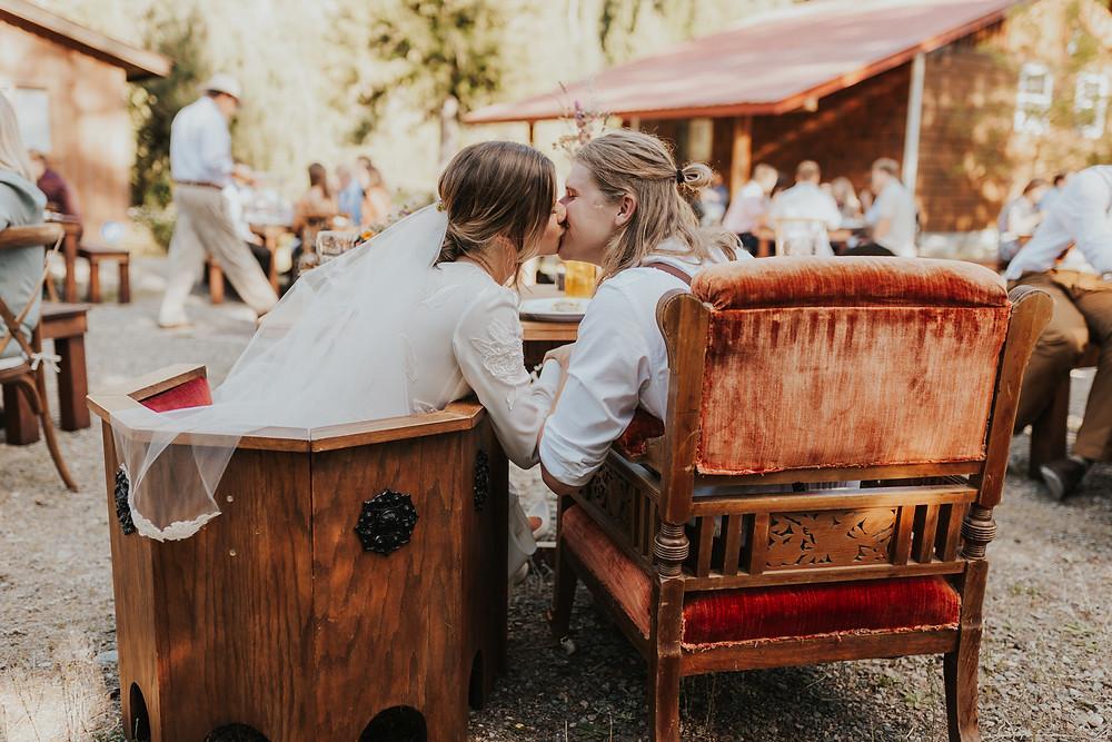 Idaho Wedding Reception