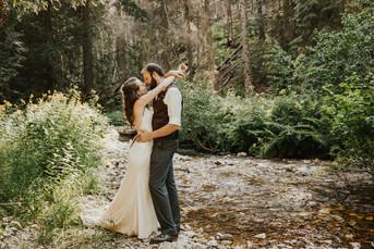 Adventurous Intimate Wedding on the Coeur d'Alene River