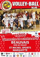 page couverture match 28 10 2018 Marquet