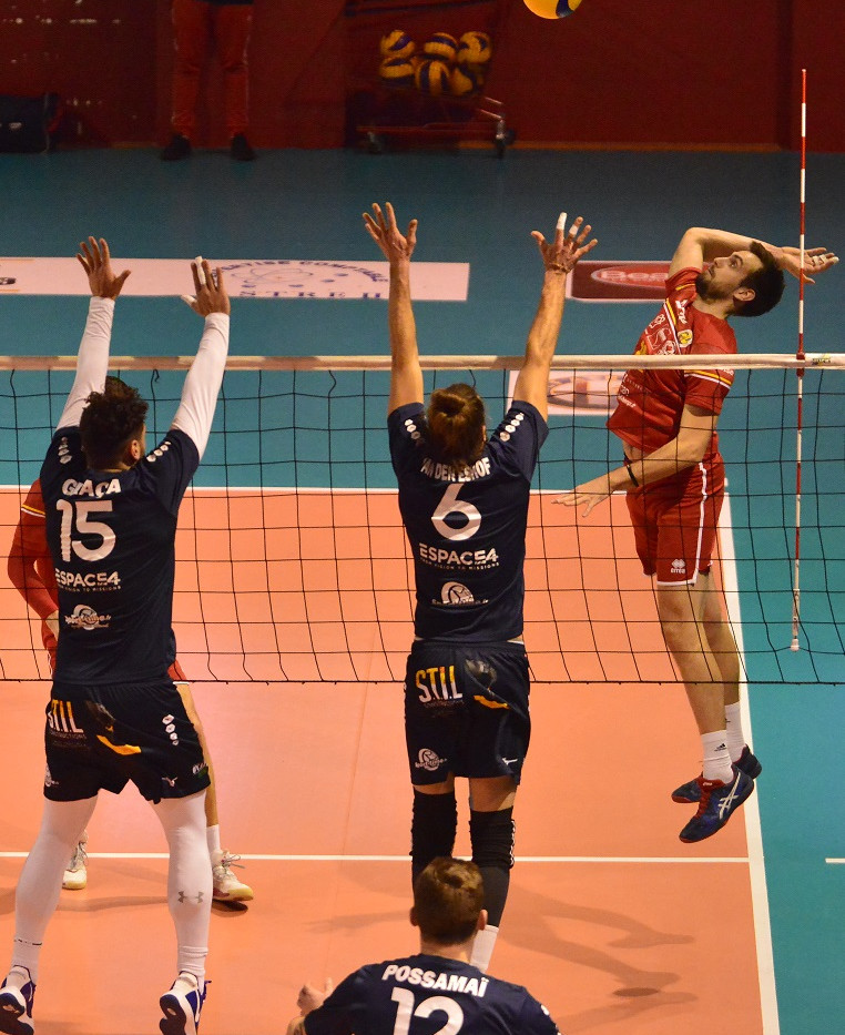 Match BOUC Volley - GRENOBLE