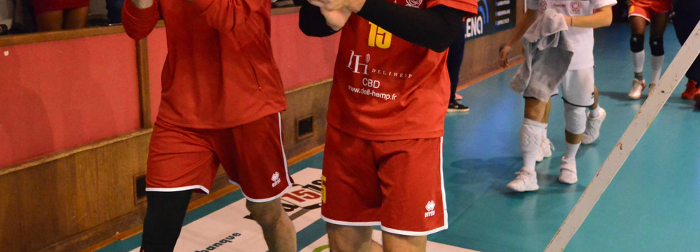 Match BOUC-CESSON ST BRIEUC