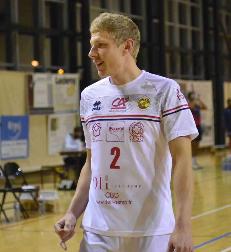 Match AL CAUDRY - BOUC Volley