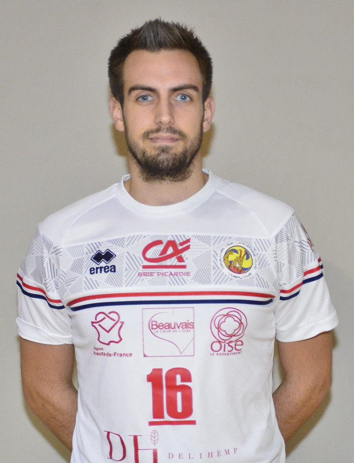 Antoine MASSET  16