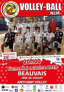 page couverture match 05 10 2019 Anthony