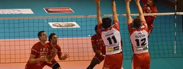 Match BOUC - HARNES VB