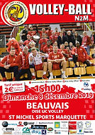 page couverture match 08 12 2019 Marquet