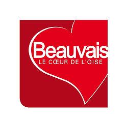 Logo Beauvais - 2 coul sur blanc - panto