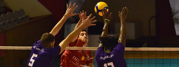 Match BOUC Volley - PUC 2 CFC