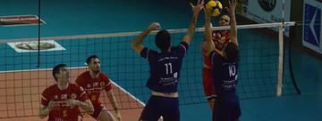 Match BOUC Volley - Asul LYON