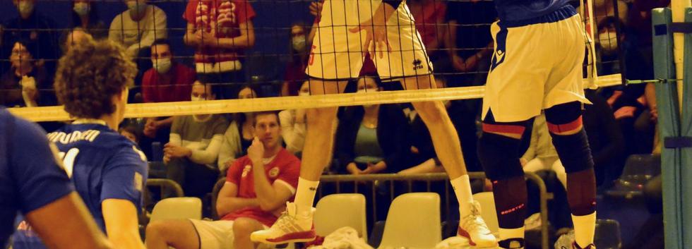 Match AVIGNON - BOUC Volley