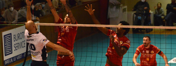 Match BOUC Volley - CONFLANS